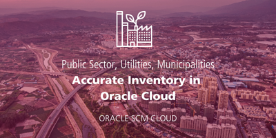 Cloud based Inventory Management for Public Sector, Utilities & Municipalities featured Image