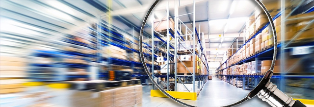 Warehouse Processes Infocus