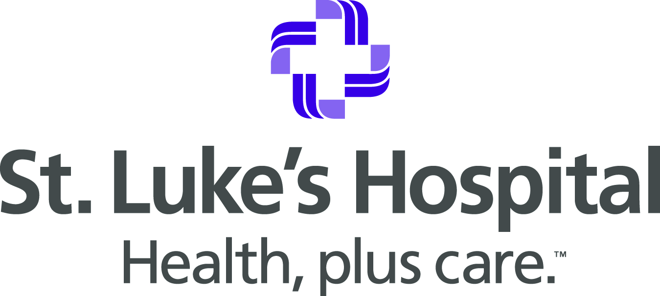 St. Luke's Hospital logo