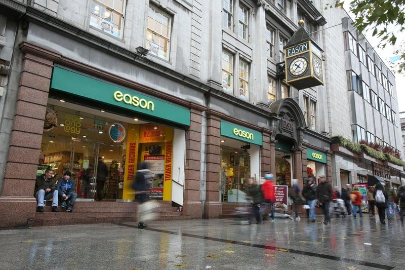 Eason Storefront