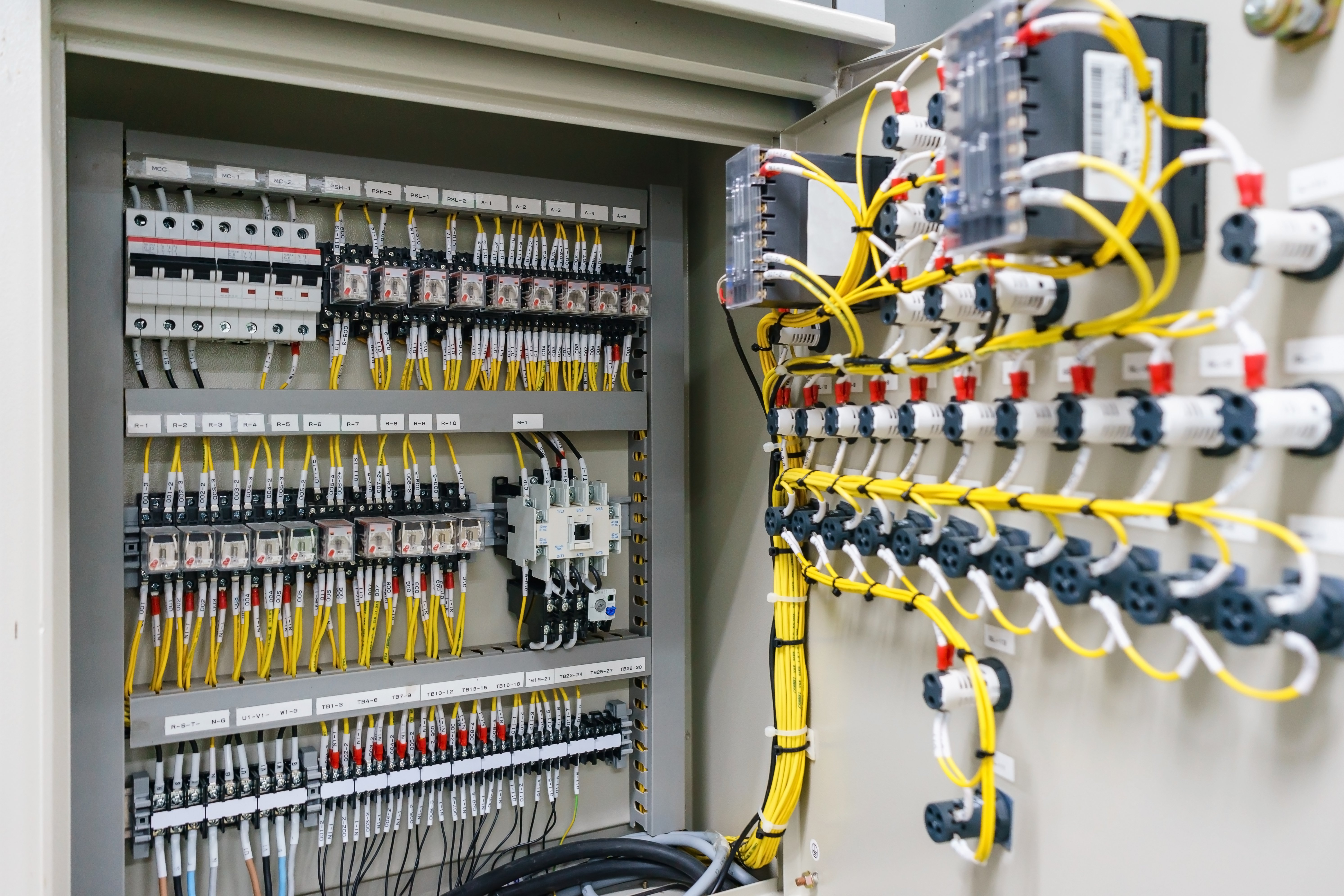 industrial controls solutions