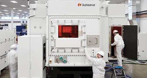 kateeva manufacturing