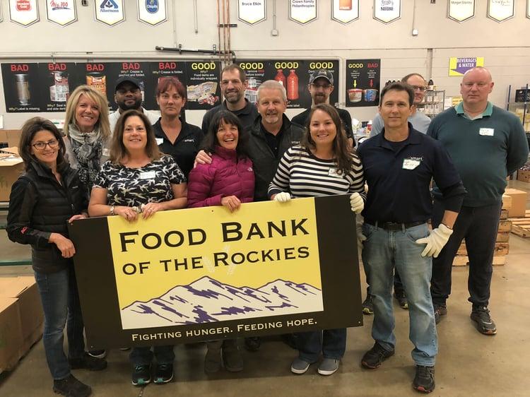 RF-SMART at Food Bank Rockies