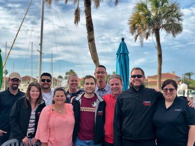 Prof Services 2018 Outing