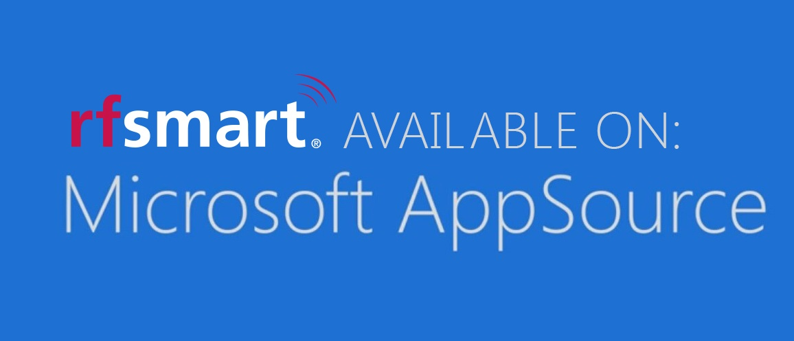 RF-SMART is available on Appsource