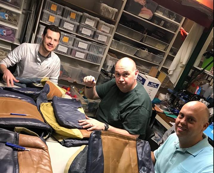 RF-SMART Sales Volunteering at Rethreaded
