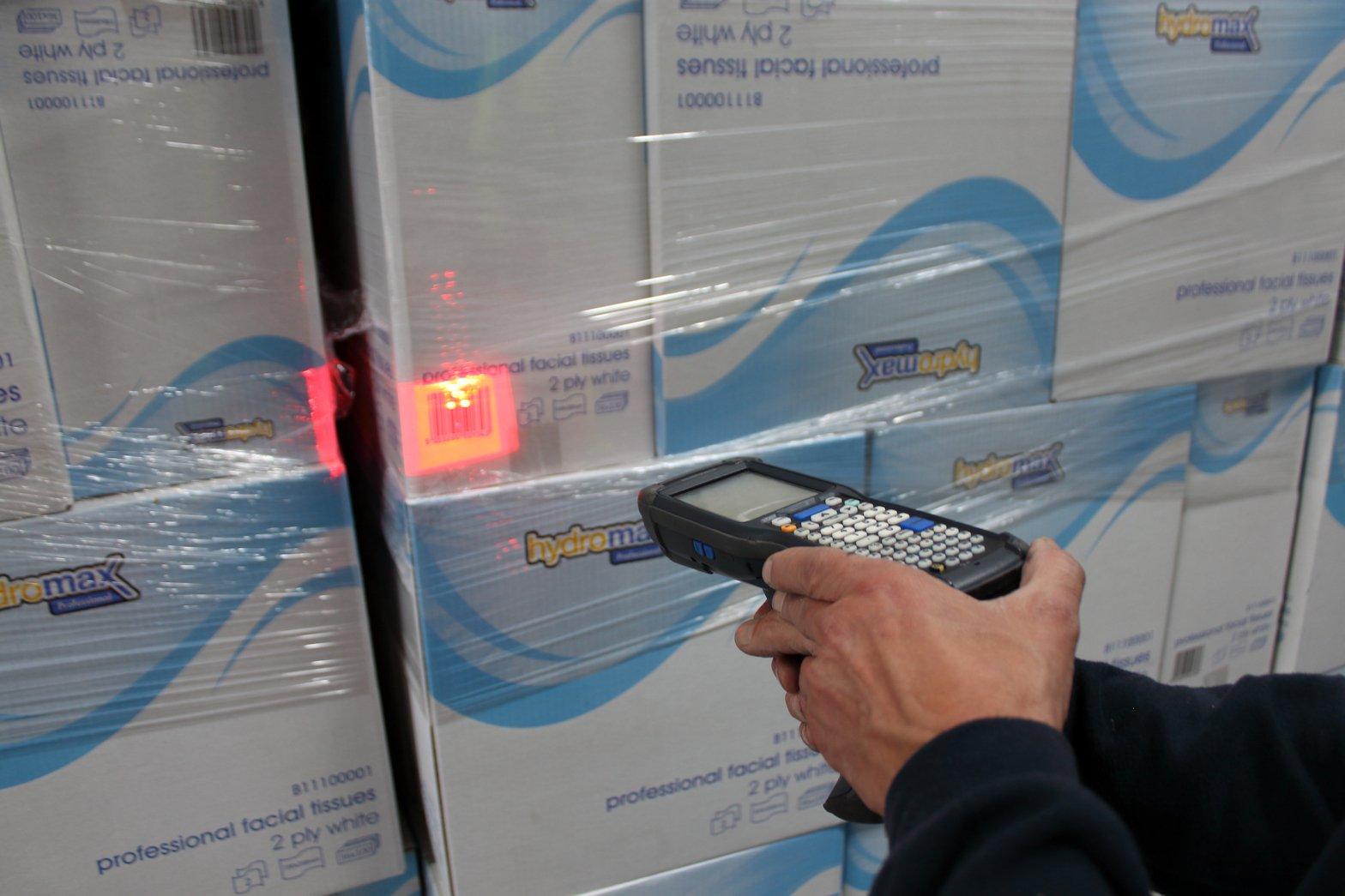 Allied Hygiene   NetSuite   RF-SMART