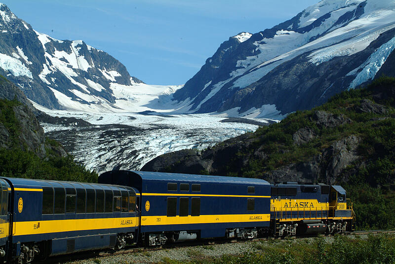 Supply warehouse | Alaska Railroad | JD Edwards | RF-SMART