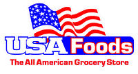 USA Foods logo