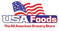 USA Foods logo