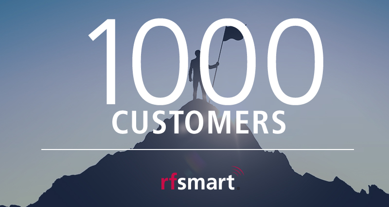 RF-SMART Trusted by 1,000 NetSuite Customers featured Image