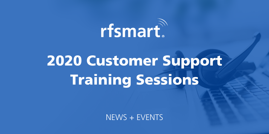 2020 Customer Support Training Sessions featured Image